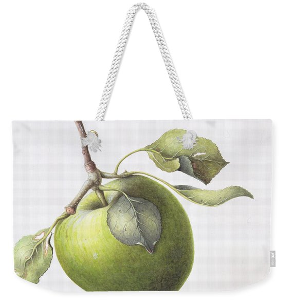Bramley Apple Weekender Tote Bag