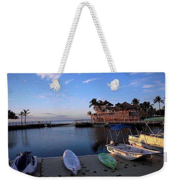 Brand New Day Weekender Tote Bag
