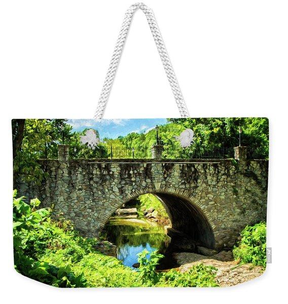 Branson Baptist Bridge Weekender Tote Bag