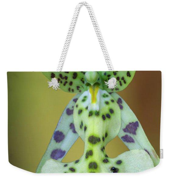 Brassia Orchid Weekender Tote Bag