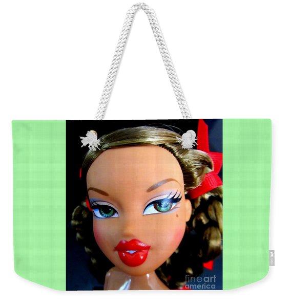 Bratz Sportz Yasmin Weekender Tote Bag