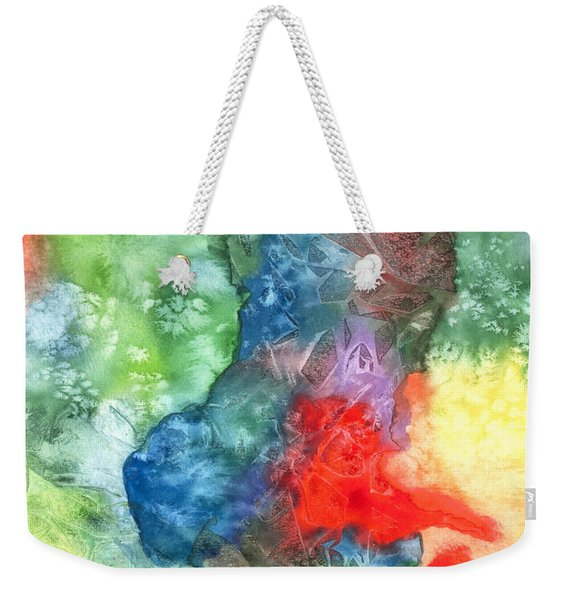 Breach Of Containment Weekender Tote Bag