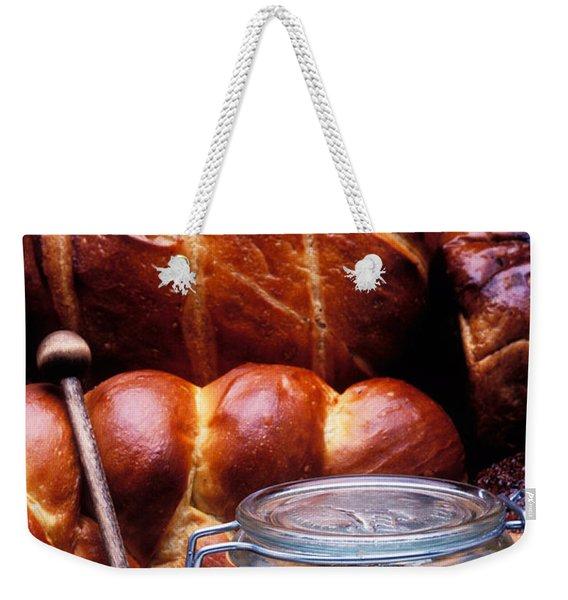 Bread And Honey Weekender Tote Bag