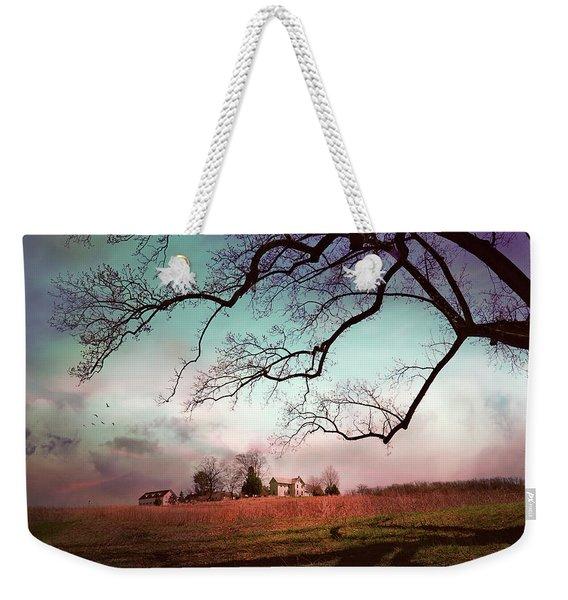 Break Of Dawn Weekender Tote Bag