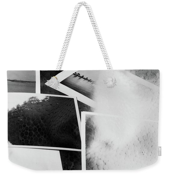 Breakdown In Postmodernism Weekender Tote Bag