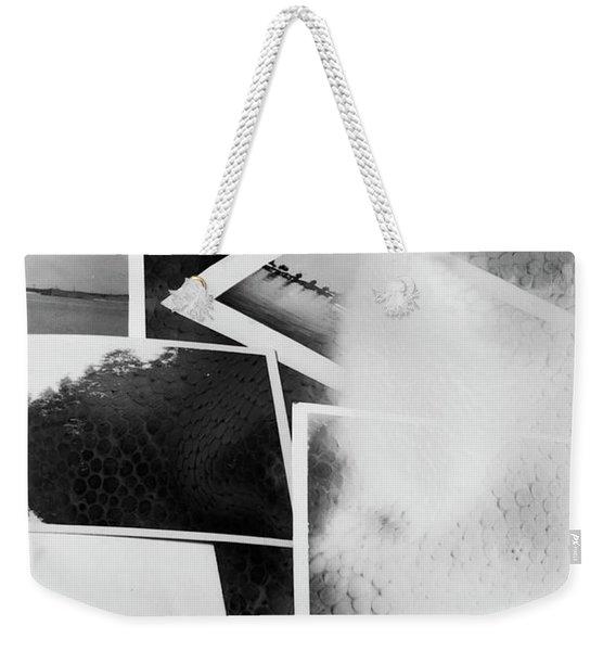 Breakdown In Postmodernism Weekender Tote Bag
