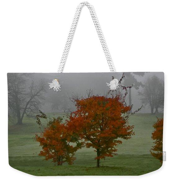 Breaking The Monotony Weekender Tote Bag