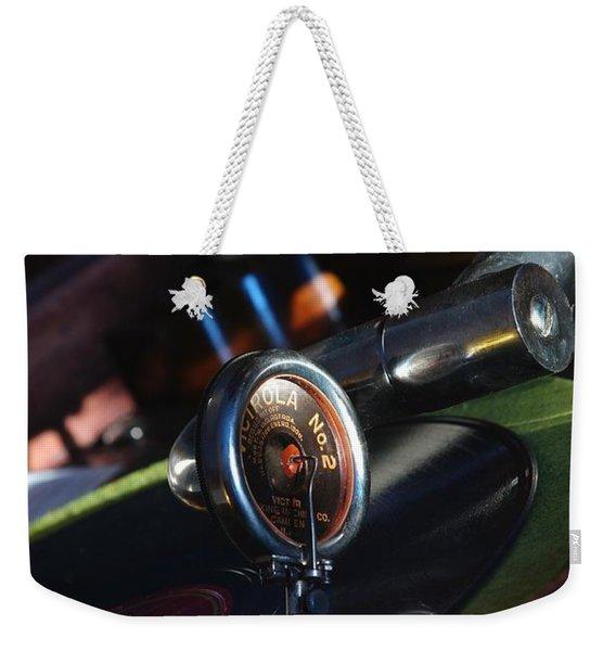 Breaking The Sound Barrier... Weekender Tote Bag