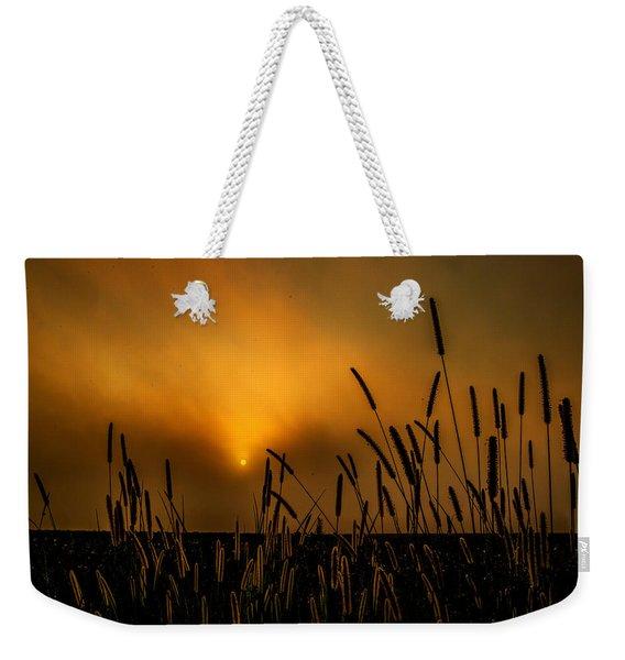 Breakthrough Weekender Tote Bag