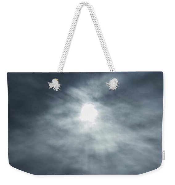 Breakthrough Sky Weekender Tote Bag
