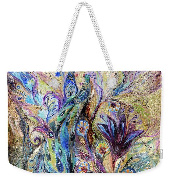 Breath Of Breeze Weekender Tote Bag