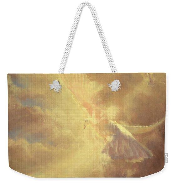 Breath Of Life Weekender Tote Bag