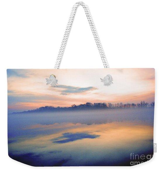 Breathless Weekender Tote Bag