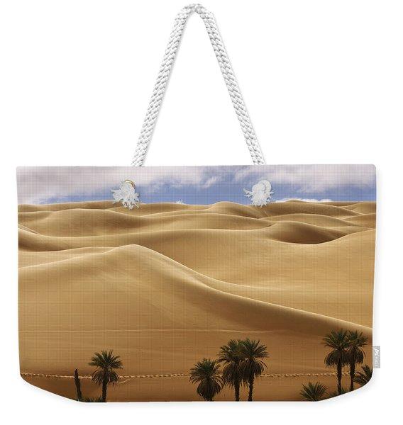 Breathtaking Sand Dunes Weekender Tote Bag