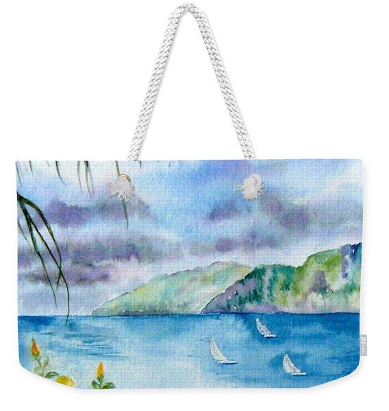 Breezy Afternoon Weekender Tote Bag