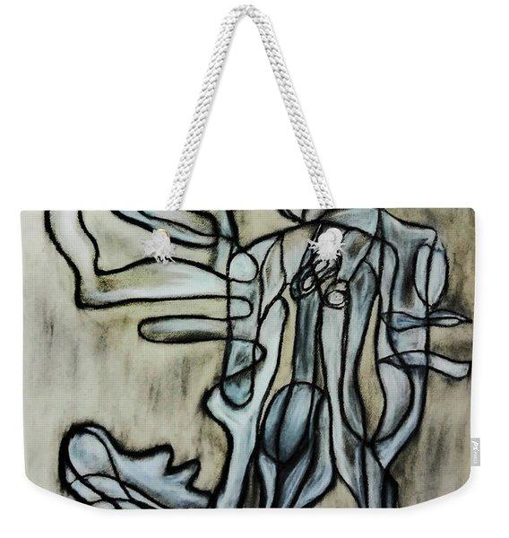 Breezy Dance Weekender Tote Bag