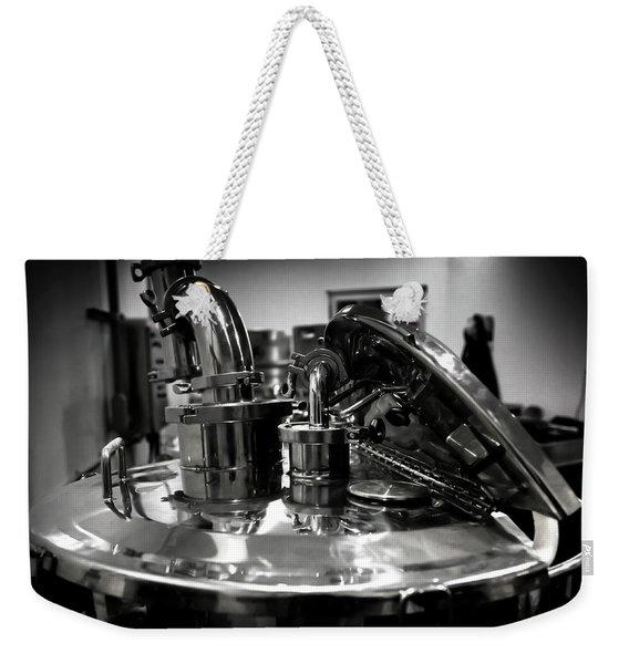 Brewing Tank Weekender Tote Bag