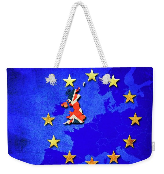 Brexit Weekender Tote Bag