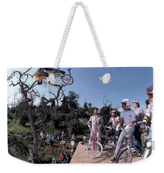 Brian Blyther Enchanted Ramp Weekender Tote Bag