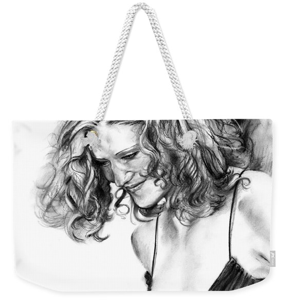 Briana Weekender Tote Bag