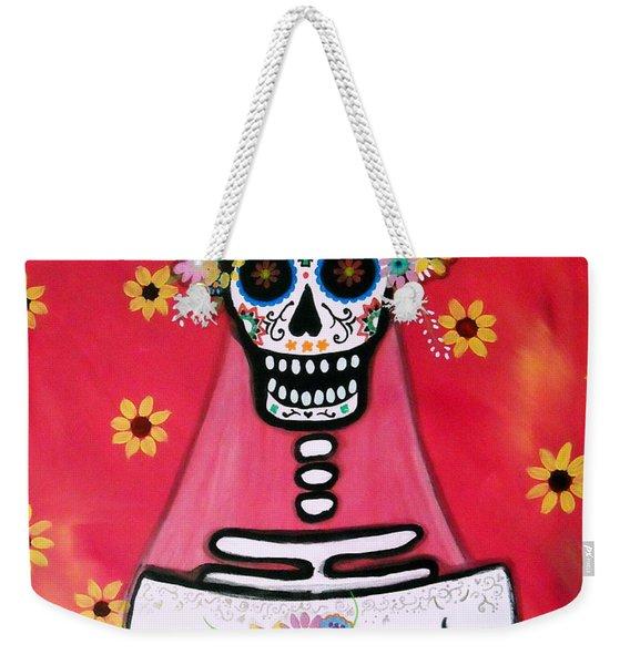 Bridezilla Dia De Los Muertos Weekender Tote Bag