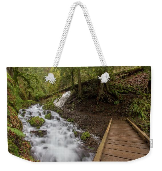 Bridge # 2 Weekender Tote Bag