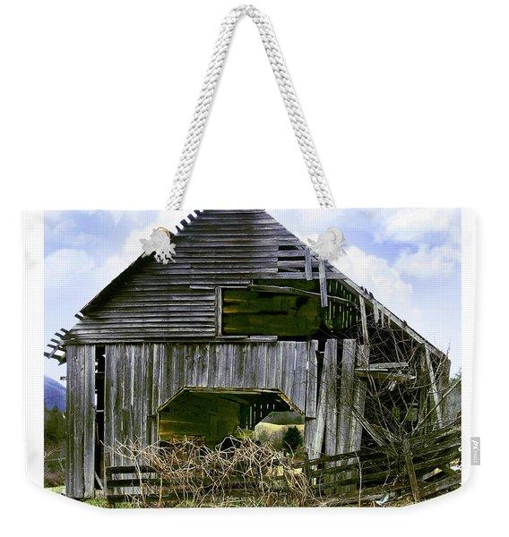 Bridge Creek Barn Weekender Tote Bag