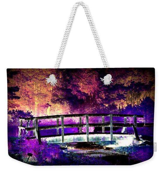 Bridge Of Dreams Weekender Tote Bag