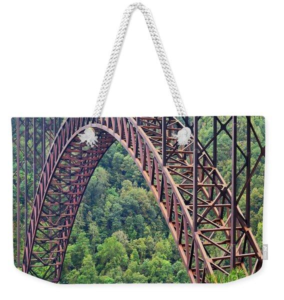 Bridge Of Trees Weekender Tote Bag