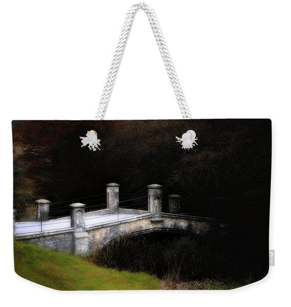 Bridge To Darkness Weekender Tote Bag