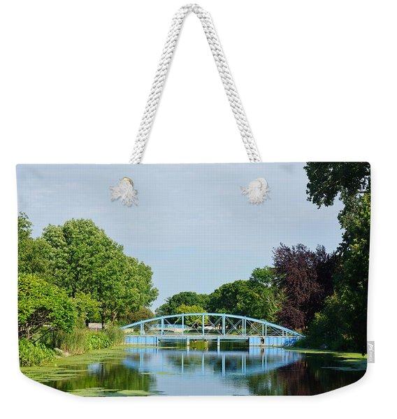Bridge To Forever Land Weekender Tote Bag