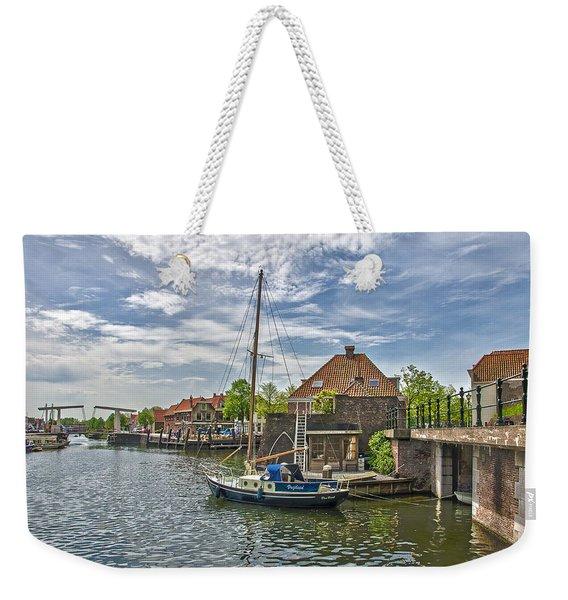 Brielle Harbour Weekender Tote Bag
