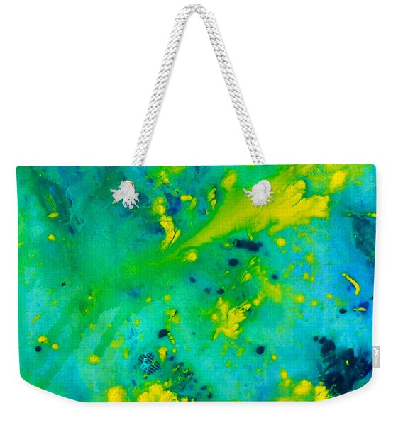 Bright Day In Nature Weekender Tote Bag