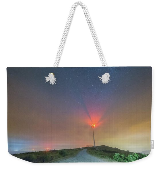Bright Spot Weekender Tote Bag