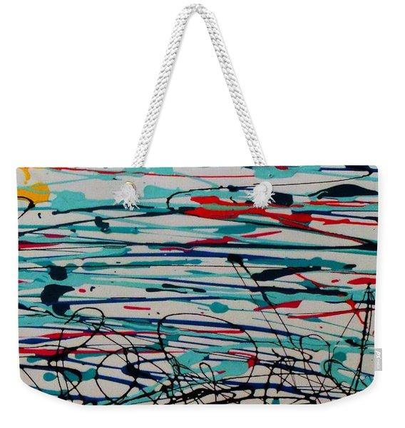 Brighter Day 2 Of 2 Weekender Tote Bag