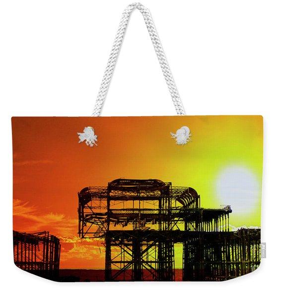 Brighton 4 Weekender Tote Bag