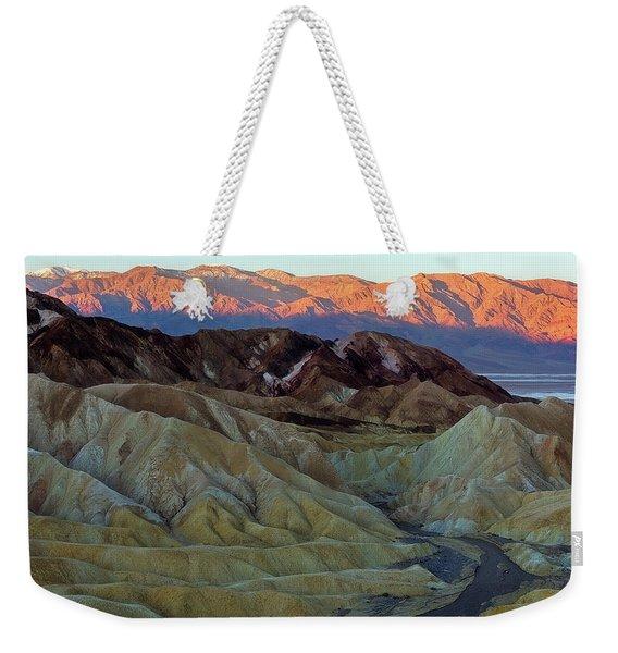 Brilliant And Subdued Weekender Tote Bag