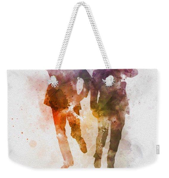 Bring Me Sunshine Weekender Tote Bag