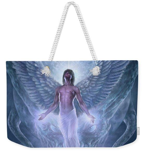 Bringer Of Light Weekender Tote Bag