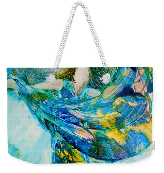 Bringing Heaven To Earth Weekender Tote Bag