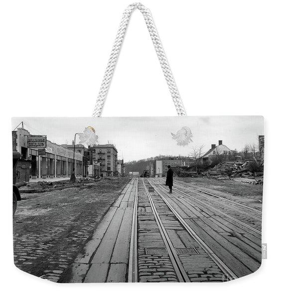 Broadway, 1928 Weekender Tote Bag