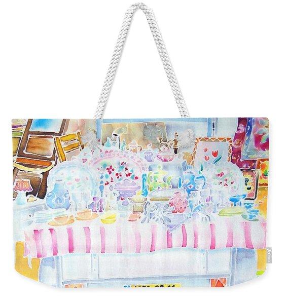 Brocante Weekender Tote Bag