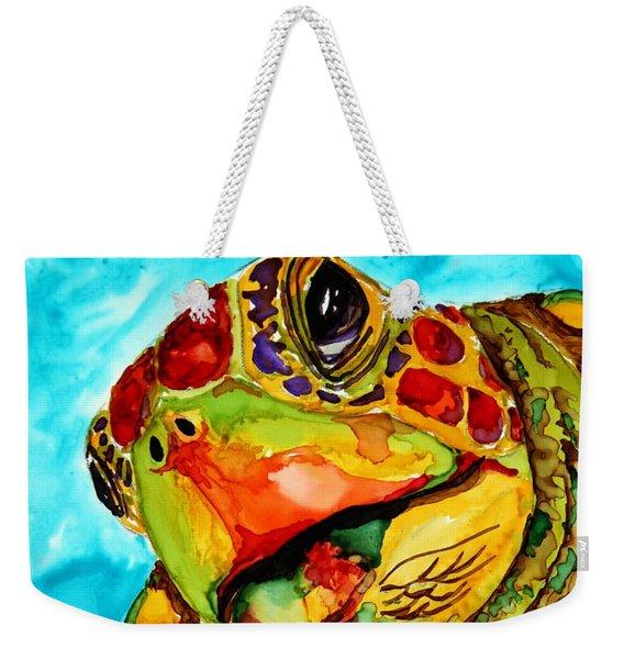 Brock Weekender Tote Bag