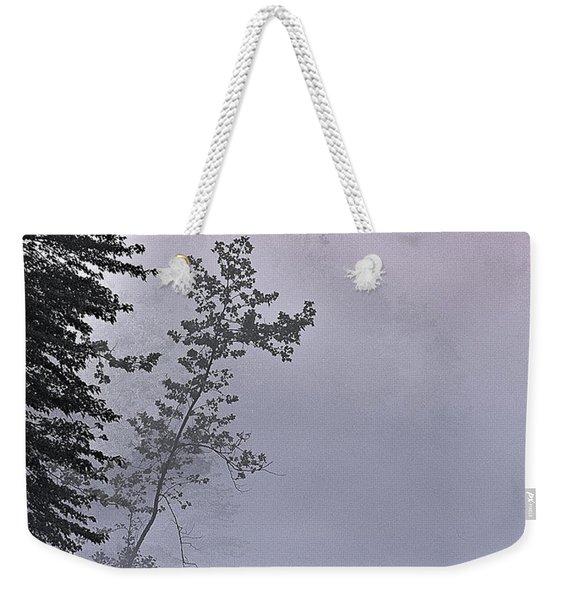 Brooding River Weekender Tote Bag