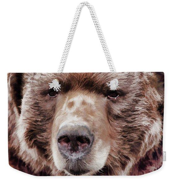 Bruin Weekender Tote Bag