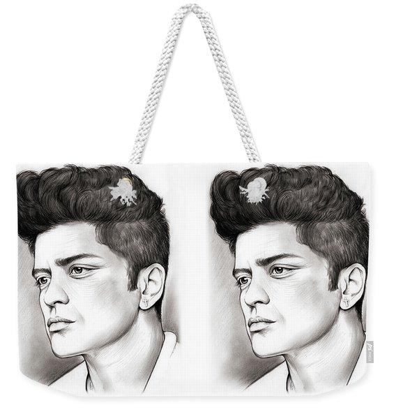 Bruno Double Weekender Tote Bag