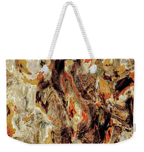 Brutal Explorer Weekender Tote Bag
