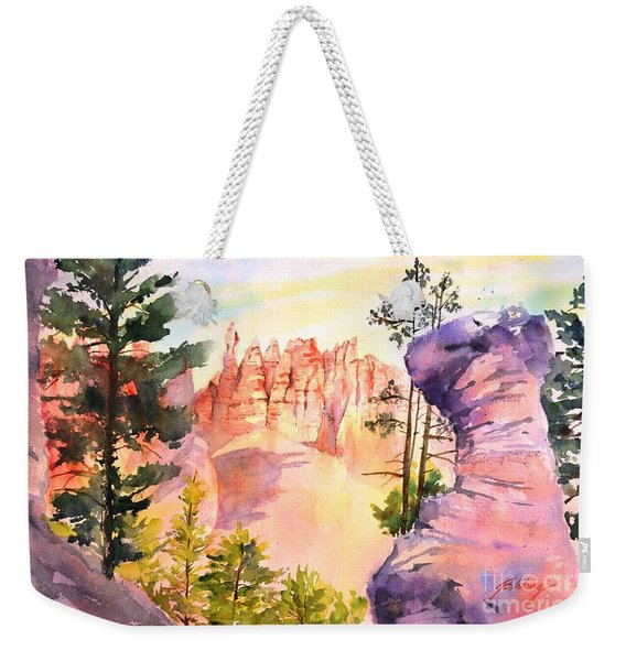 Bryce Canyon #4 Weekender Tote Bag