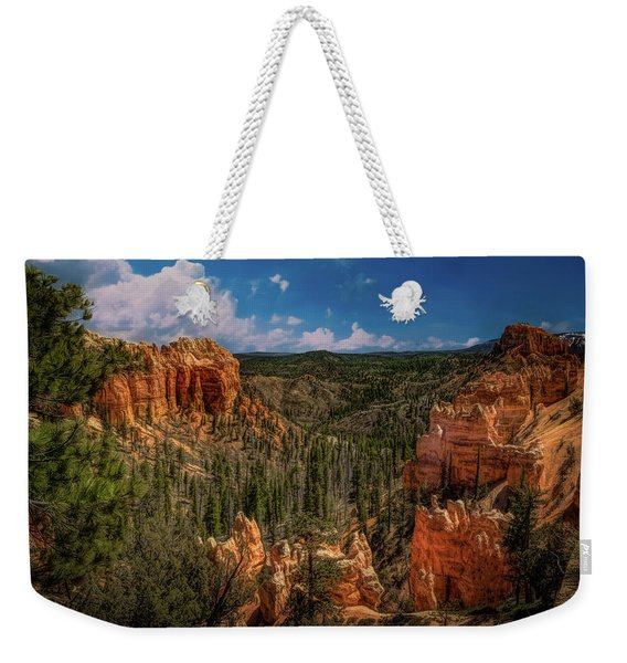 Bryce Canyon From The Top Weekender Tote Bag