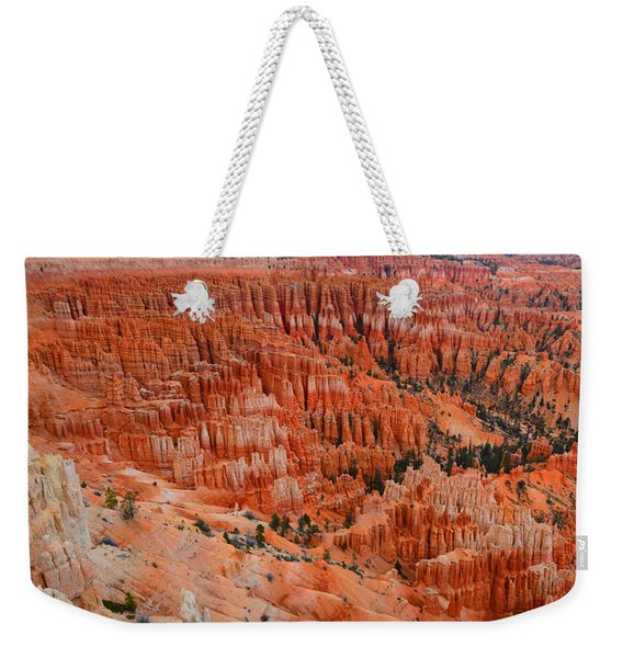 Bryce Canyon Megapixels Weekender Tote Bag